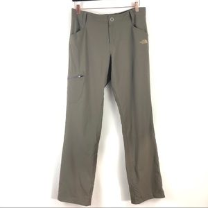 North Face Fleece Lined Hiking Outdoor Pants 10